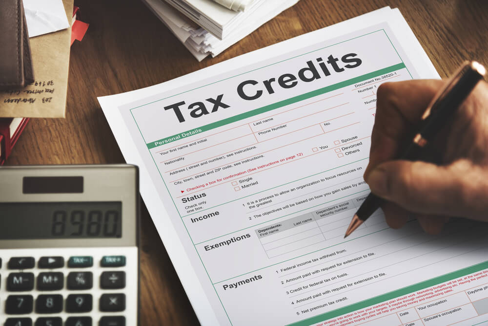 Tax Credit Letter