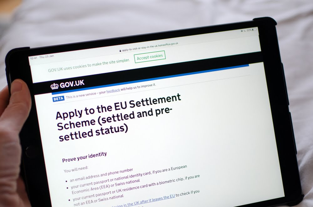Deadlines for The EU Settlement Scheme