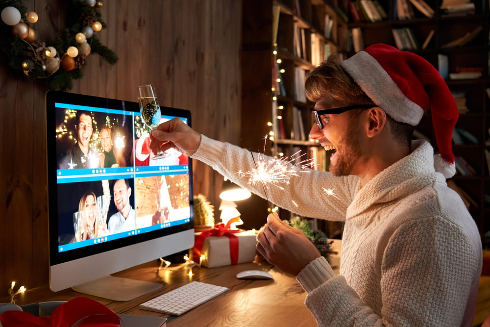 Virtual Christmas parties are eligible for the annual function exemption